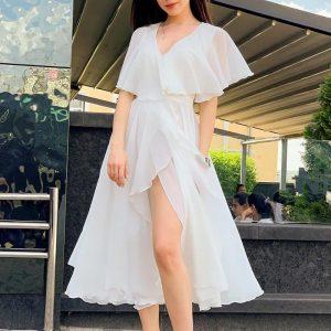 Bohemian Chic Summer Dress 2019