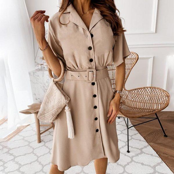 Esprit Bohemian Jacket Dress