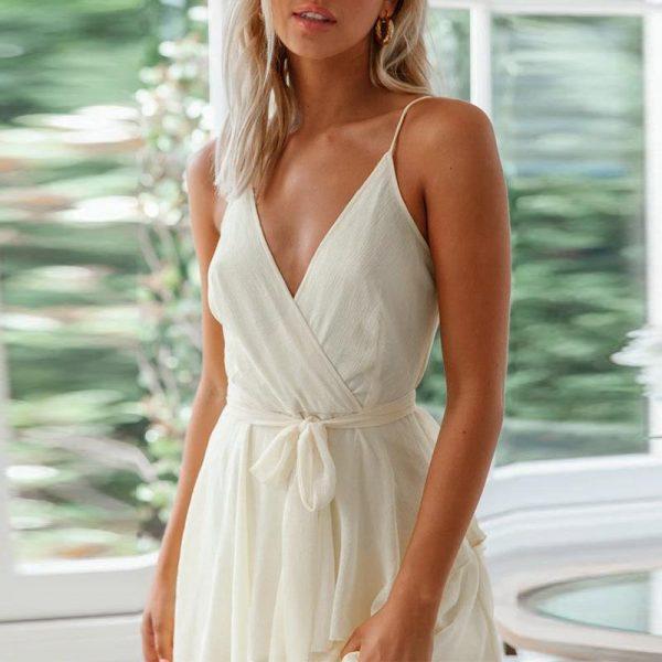 Modern Bohemian Dress