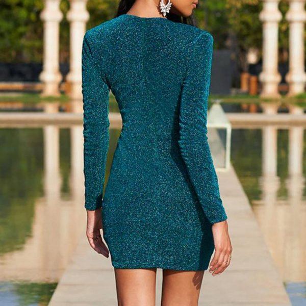 Hippie Dress Short Elegant
