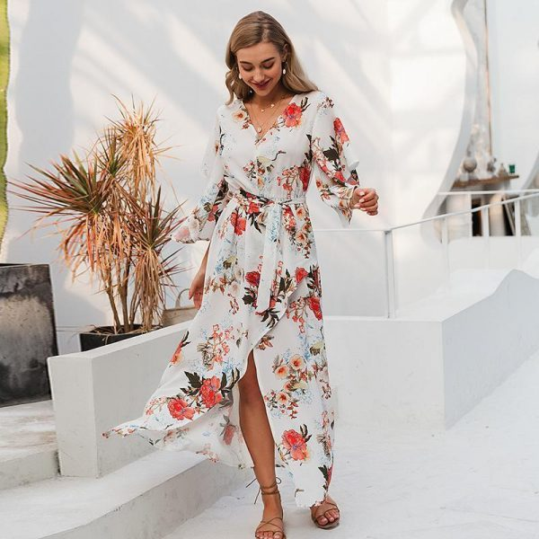 Bohemian Chic Look Dress
