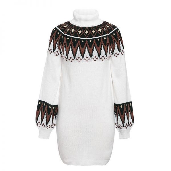 Hippie Winter Dress