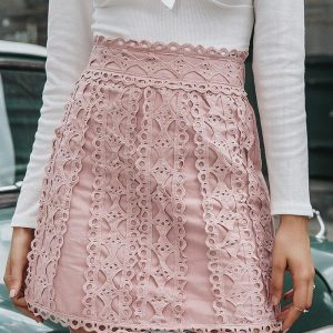 Bohemian Lace Skirt