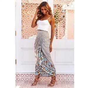 Hippie style skirt