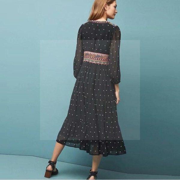 Dress boheme very chic